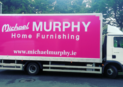 Michael Murphy – Vehicle Branding