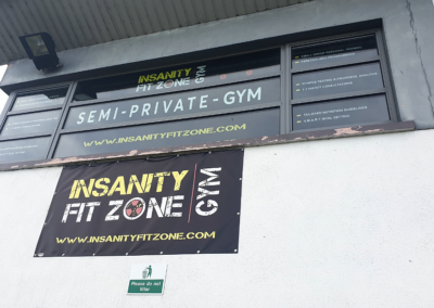 Insanity Fit Zone