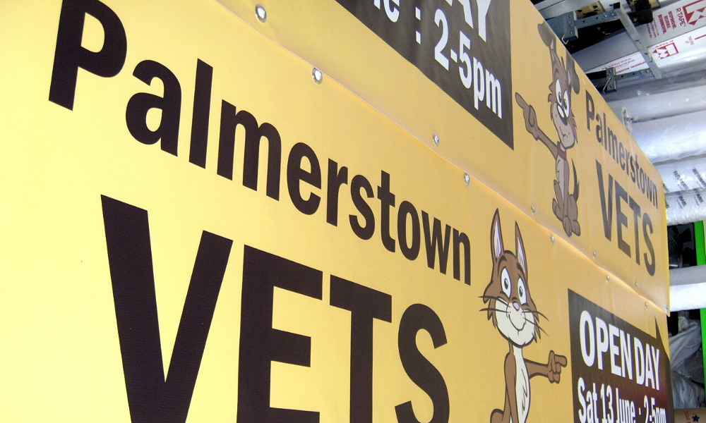 Palmerstown Vets – Signs
