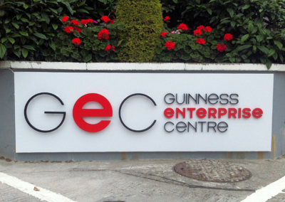 Guinness Enterprise Centre – Signs