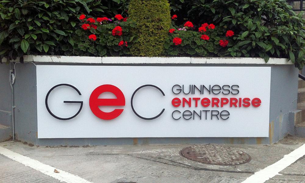 Guinness Enterprise Centre – Signs