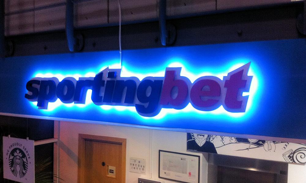 Sportingbet – Signage