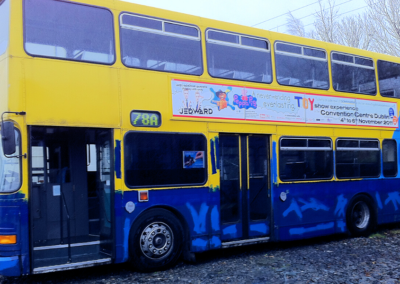 Adverts – Dublin Bus