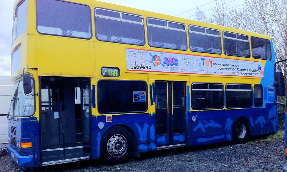 Adverts – Dublin Bus