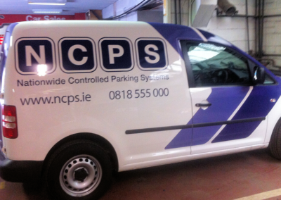 NCPS – Vehicle Branding
