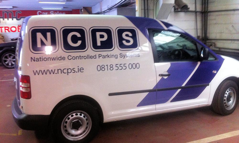NCPS – Vehicle Branding